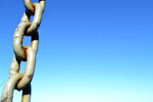 link chain against blue sky as you discover a criminal defense attorney that gets you out on probation in Columbus, Georgia